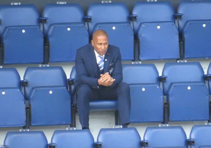 Les Ferdinand knows what I'm talking about
